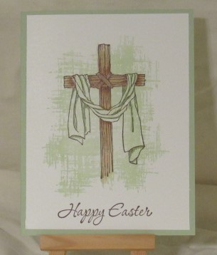 Easter Card-Cross