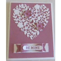 Decorative  Heart Valentine